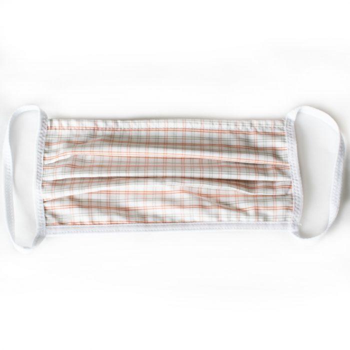 Mundschutzmaske Kariert Frauen
