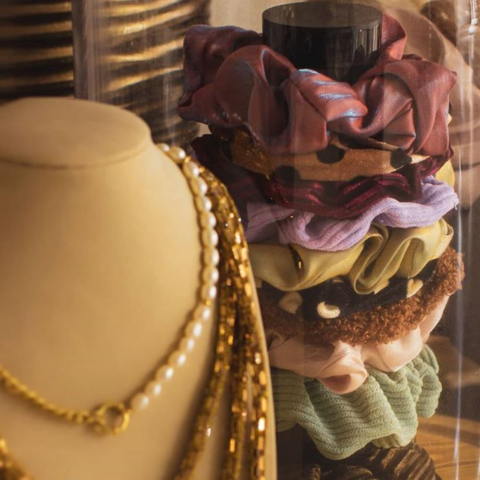 Perlen Gliederkette Bold Crunchies